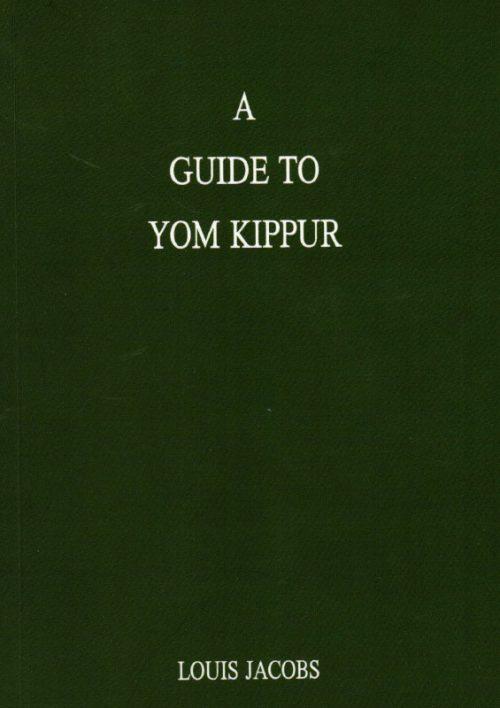 A Guide to Yom Kippur