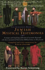Jewish Mystica Testimonies
