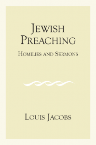 Jewish Preaching