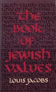 Jewish Values